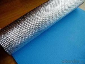 Aluminum Foil Coated Bubble Insulation Type 7