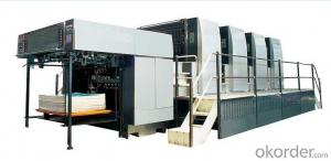 BR800 Full sized Multi-color Sheet fed Press Machine