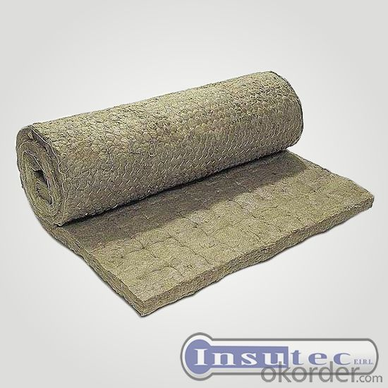 Rockwool Blanket and Rockwool Board