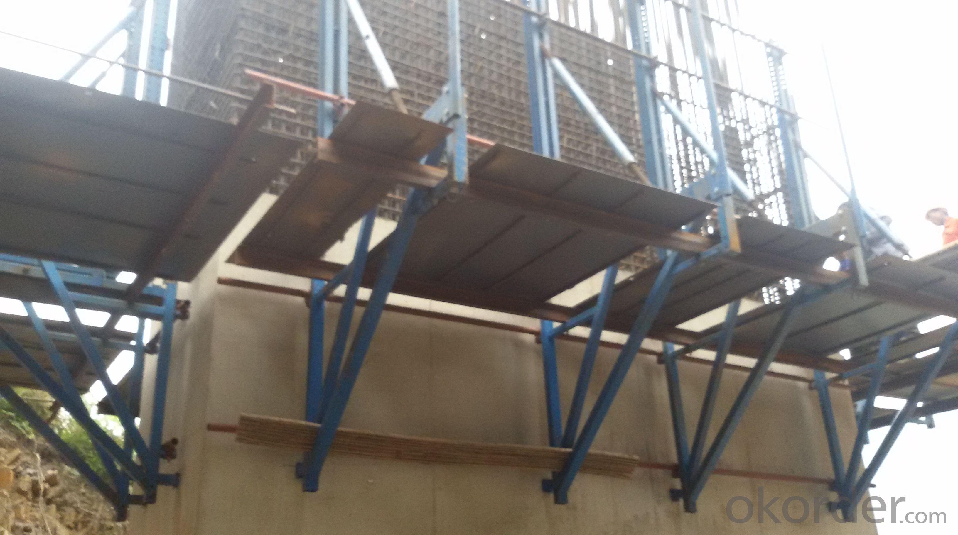 Climbing bracket  system WA-200 &  WA-240