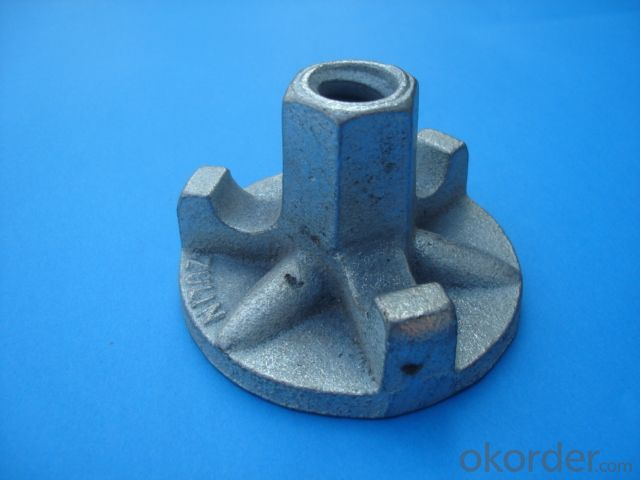 Flange nut  (small) D15 or D20 Matched with D15 tie-rod