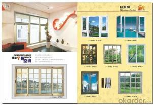 Aluminum Casement Window and Door with  One-Stop Solution