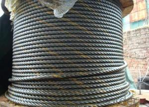 Steel Wire Rope Steel Wire Ropes for Aircraft