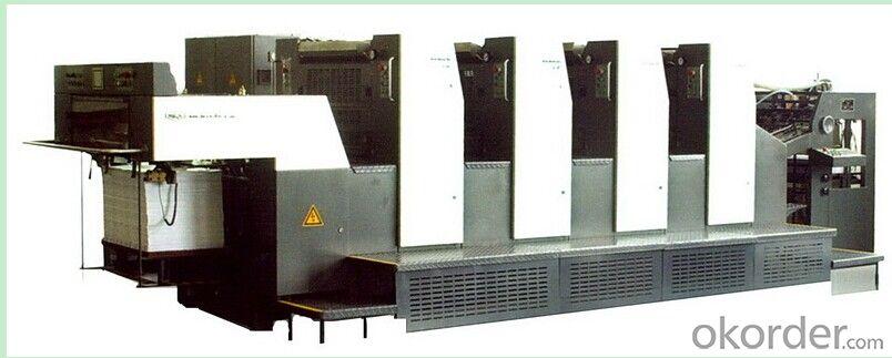 YP4B2A  Four-Color Sheet-Fed Offset Press Machine