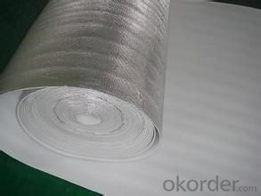 Aluminum Foil Coated Bubble Insulation Type 10