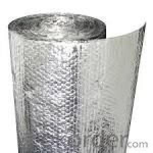 Aluminum Foil Coated Bubble Insulation Type 18