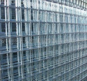 Electric Galvanized Welded Wire Mesh Panel