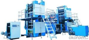 MIni Web Offset Press For Newspaper Machine