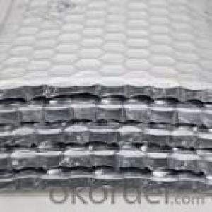 Aluminum Foil Coated Bubble Insulation Type 12