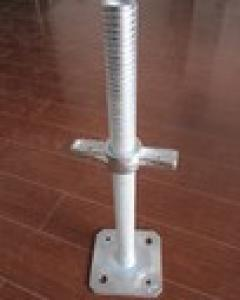adjustable base jack/leveling screw jack/base plate