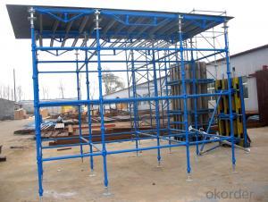 Cup-lock          scaffolding         WK