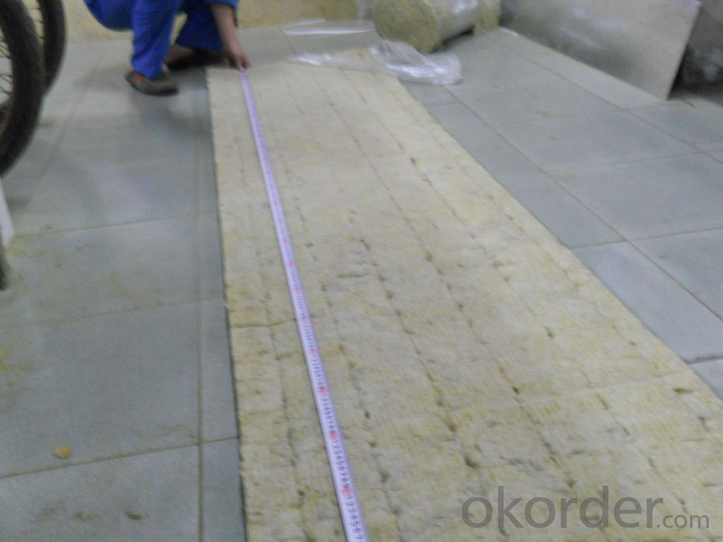 CE Marked Rockwool Board and Blanket at Good Price