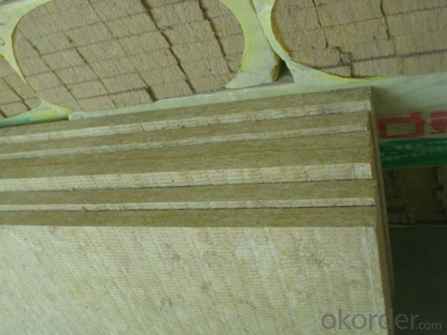 Buy rock wool board and blanket with ce certificate price for Mineral wool board insulation price