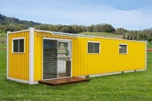 Prefabricated Container Apartments Container Houses