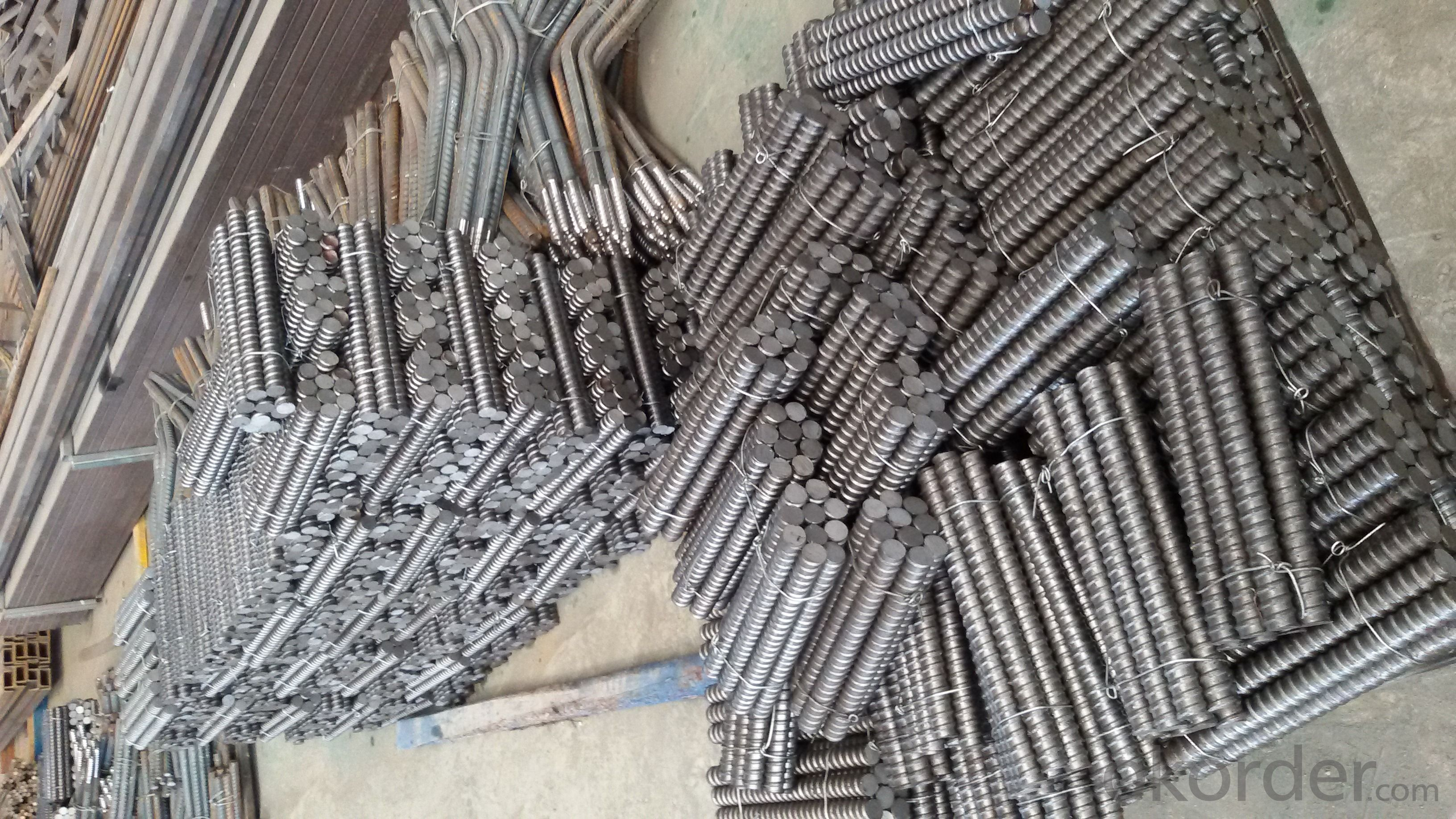 High-strength rod D20/L=300  D26.5/L=350