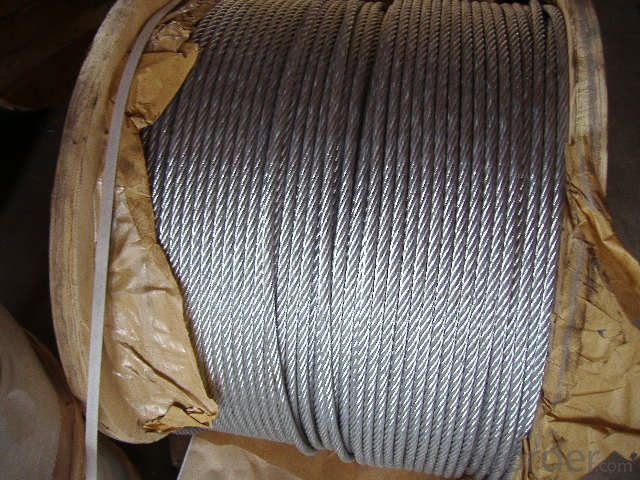 High Quality Steel Wire Rope Steel Wire Ropes for Aircraft
