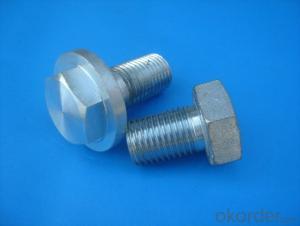 Tensile boltM30 L=50 or  M36 L=50 or  M42 L=50