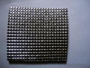 Aluminum Foil Coated Bubble Insulation Type 8