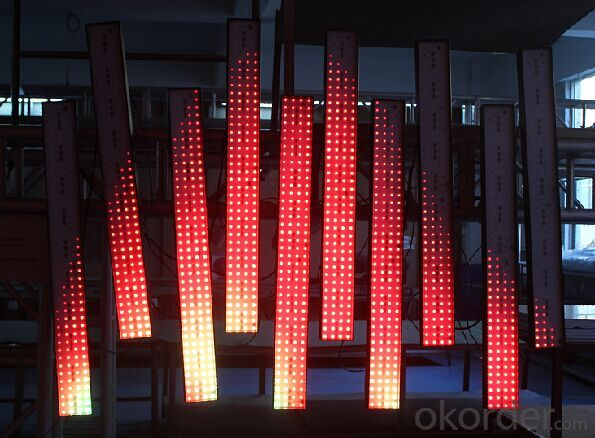 Led pixel video bar 160pcs for stage performance/events