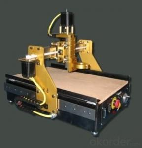 High Quality Wood Engraving Machine CNC Router