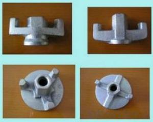 D15 tie bar wing nut for building construction