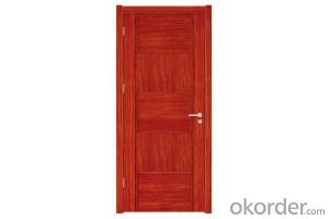 Solid Wooden  Composite Doors for Interior