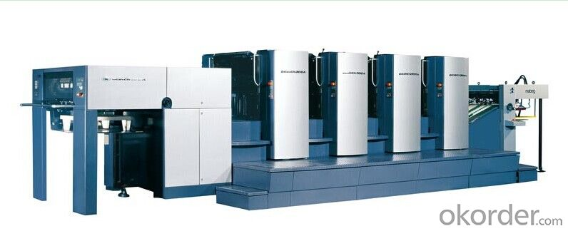 300A Four-Color Sheet-Fed Offset Press Machine
