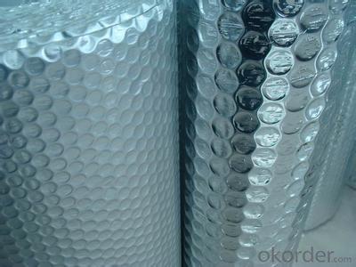 Aluminum Foil Coated Bubble Insulation Type 13