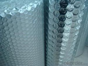 Aluminum Foil Coated Bubble Insulation Type 13