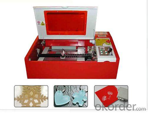 mini crafts Laser Engraver, rubber stamp laser engraving machine
