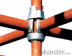 Feature of Cuplock Scaffolding System/Cuplock Type of Scaffolding