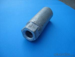 Hexagon nut D15 L=60 D20 L=60 Matched with D15 tie-rod.