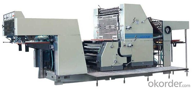 J2205A Two-Color Sheet-Fed Offset Press Machine