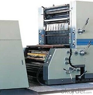 J2204ATwo-Color Sheet-Fed Offset Press Machine