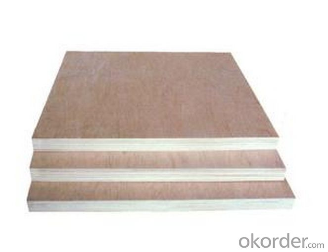 Construction Plywood with Good quality  made in China