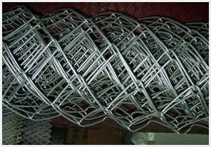 Hot-Dip Galvanized And Pvc Coated Chain Link Fencing