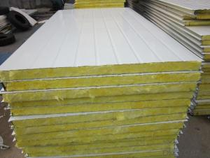 Hydrophobic glass wool blanket and board