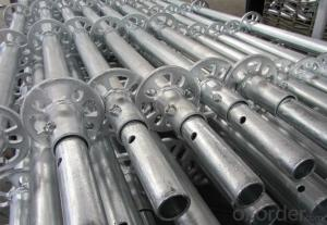 All-round steel prop Scaffolding Systems