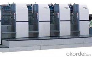 N300 Multi-Color Sheet-Fed Offset Press Machine