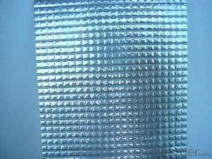 Aluminum Foil Coated Bubble Insulation Type 6