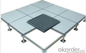 Popular Raised Floor with Ceramic finish(Steel Panel)
