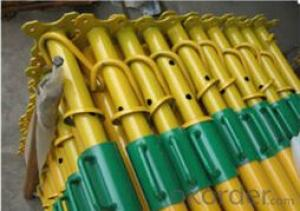 Strong Welded Drop Forged Cup Lock Scaffolding for Construction
