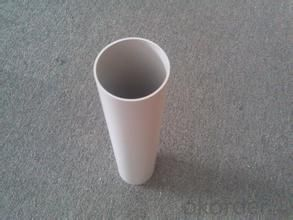 pvc pipe 5.8/11.8M  Material PVC Specification: 16-630mm Length: 5.8/11.8M Standard: GB