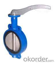 butterfly valve  API 609Standard Structure: Butterfly Pressure: Low Pressure