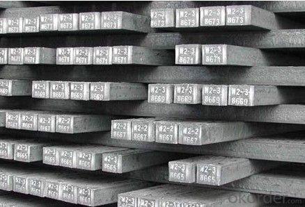 Square Shape Hot Rolled Mild Steel Billet 60mm-150mm