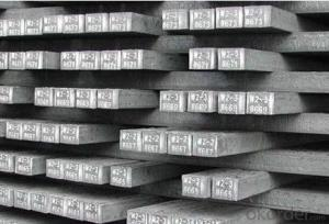 Square Shape Hot Rolled Mild Steel Billet 60mm-150mm