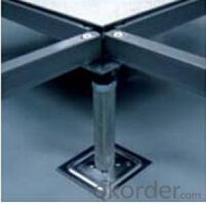 Die-casting Aluminumflooring  Dimension: 600×600×40(mm)