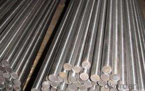 Bearing steel SAE52100 / GCr15 round bars