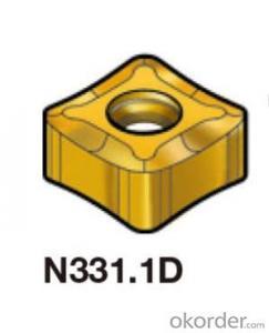 Carbide Turning Inserts TNMG160408 tungsten carbide inserts