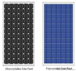 Low cost solar panel system made in China